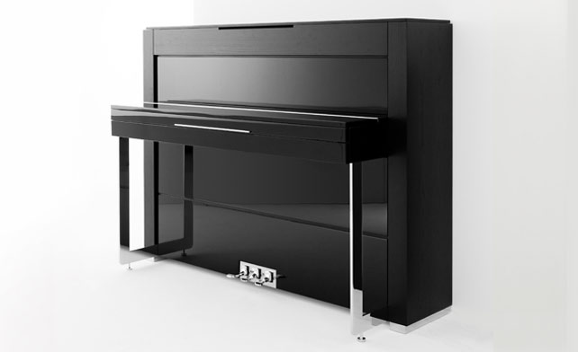 Accento Piano – designed by Peter Maly